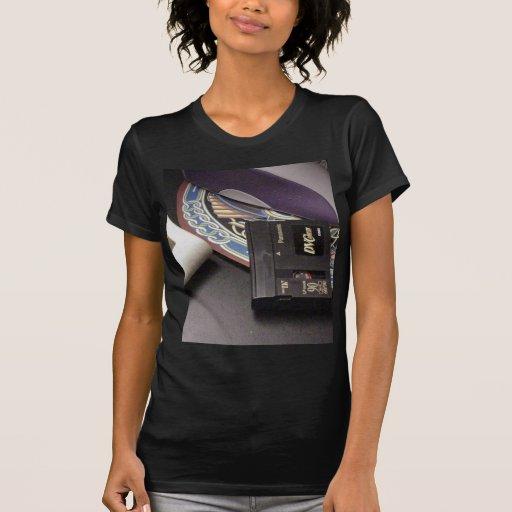 Minidv Computer Mouse T-shirts