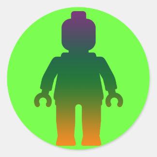 Minifig arco iris 3 cerca modifica mi Minifig pa Etiqueta