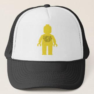 Minifig 'Carpe Diem Seize the Bricks' Trucker Hat