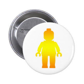 Minifig Golden by Customize My Minifig Pin