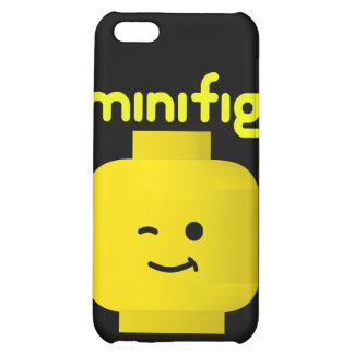 MINIFIG HEAD iPhone 5C COVER