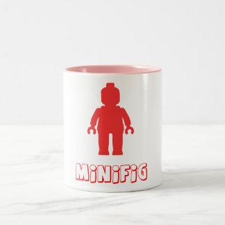 Minifig [rojo] cerca modifica mi Minifig para Taza De Dos Tonos