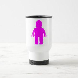 Minifig [rosa oscuro] cerca modifica mi Minifig Taza De Viaje