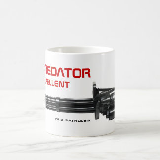 Minigun PREDATOR REPELLENT mug