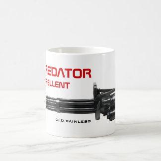 Minigun PREDATOR REPELLENT mug