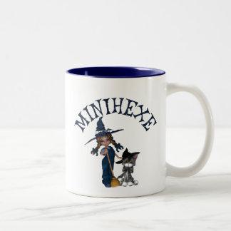 Minihexe Two-Tone Coffee Mug