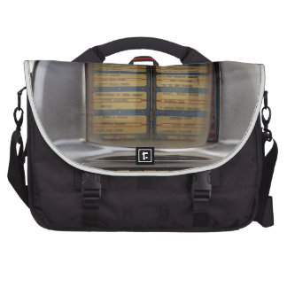 minijukebox laptop messenger bag