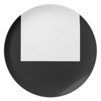 Minimal Design - Party Plates