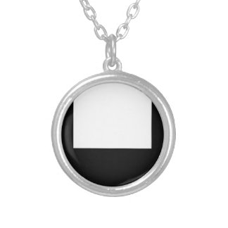 Minimal Design - Round Pendant Necklace