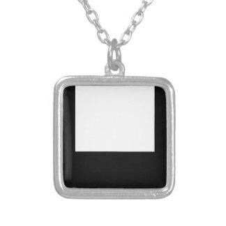 Minimal Design - Square Pendant Necklace