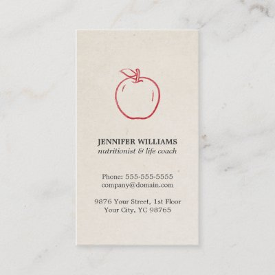 Nutritionist dietitian nutrition coach weight loss business card nutritionist dietitian nutrition coach weight loss business card zazzle colourmoves
