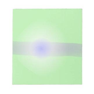 Minimal Expressionism 2 Note Pad