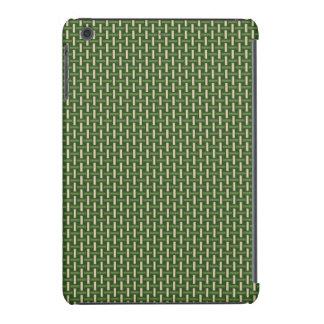 "Minimal Geometric Pattern - Japan ""Bamboo Forest"" iPad Mini Case"