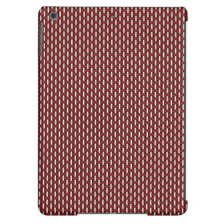 "Minimal Geometric Pattern - Japan ""Cherry Blossom"" iPad Air Covers"