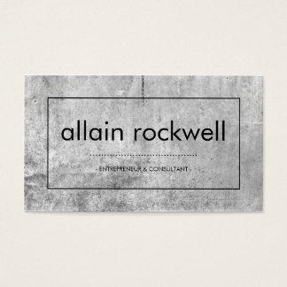 Concrete Business Cards & Templates | Zazzle