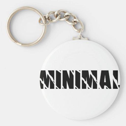 minimal key chains