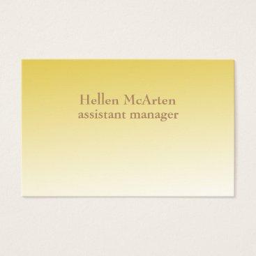 Professional Business Minimal Modern Professional Business Card