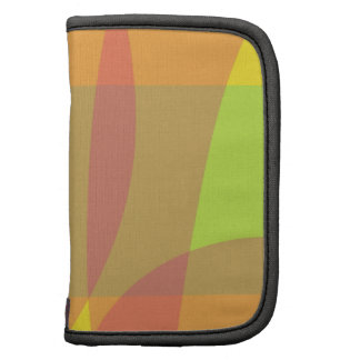 Minimal Orange Yellow Green Planners