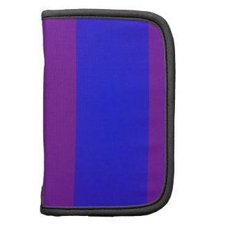 Minimal Purple Space Folio Planners