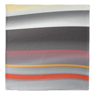 Minimalism 2 Fine Fractal Art Duvet Cover