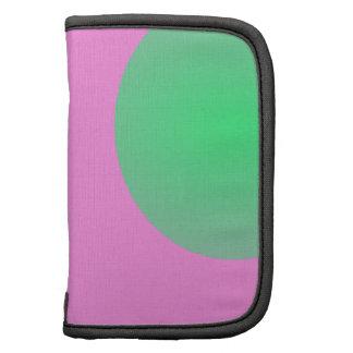 Minimalism Pink Folio Planner