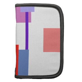 Minimalism Red Strip Customizable Organizer