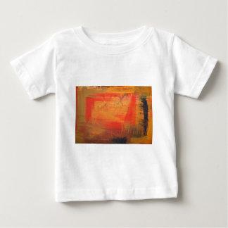 Minimalist Abstract Art Baby T-Shirt