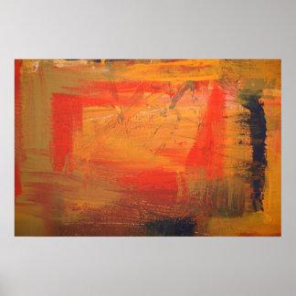 Minimalist Abstract Art Poster