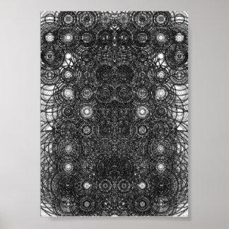 Minimalist Abstract Design Poster