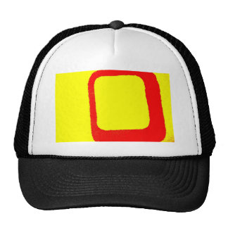 Minimalist Abstract Trucker Hat