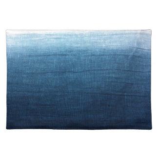 Minimalist Approach 2 Indigo Cloth Placemat