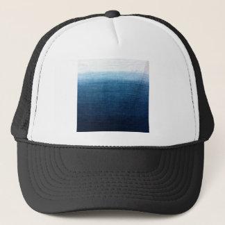 Minimalist Approach 2 Indigo Trucker Hat