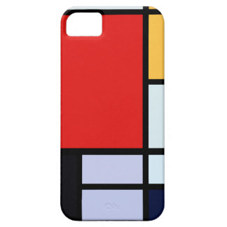 Minimalist Art Deco iPhone 5 Case