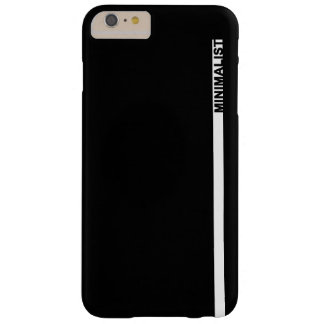Minimalist Barely There iPhone 6 Plus Case
