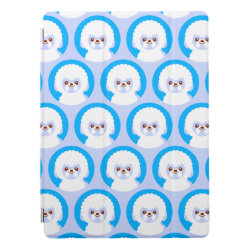 Apple 12.9' iPad Pro Cover with Bichon Frise Phone Cases design
