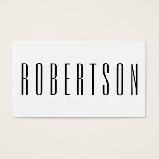Modern Business Cards & Templates | Zazzle