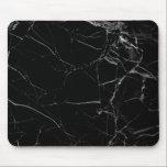 "Minimalist Black Marble Mouse Pad<br><div class=""desc"">Minimalist Black Marble Mouse Pad</div>"