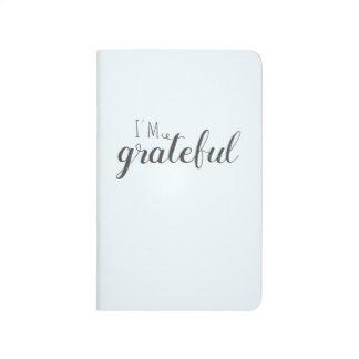 minimalist cool trendy hipster gratitude journal