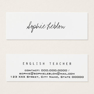 Esl business card template 28 images business cards templates esl business card template by business cards 5300 business card templates reheart Gallery