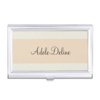Feminine Business Card Holders Cases Zazzle