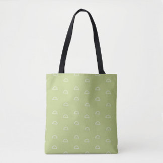 Minimalist Geometric Shape Seamless Pattern 11 Tote Bag