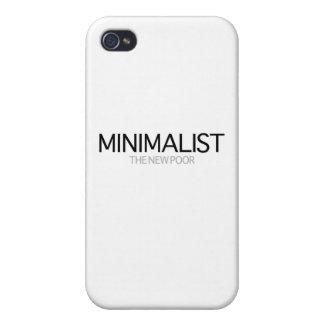 Minimalist (gray day) iPhone 4/4S case