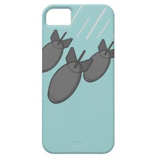 Minimalist H-Bomb Trio iPhone 5 Covers
