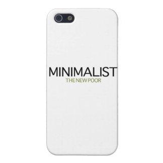 Minimalist iPhone SE/5/5s Cover