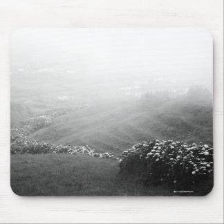 Minimalist landscape mouse pad