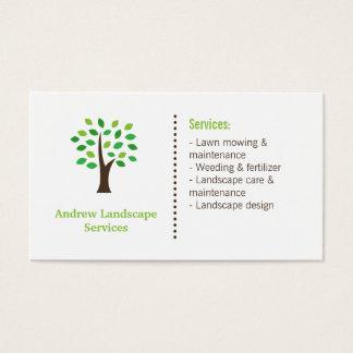 garden maintenance business cards templates zazzle business card design