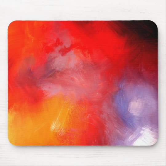Minimalist Modern Abstract Mouse Pad