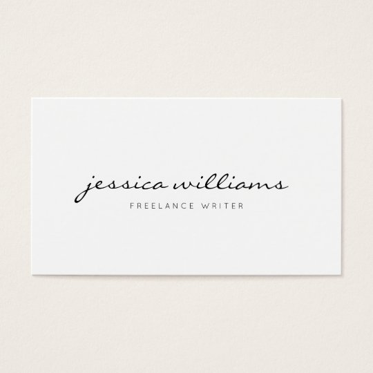 cool business cards templates zazzle
