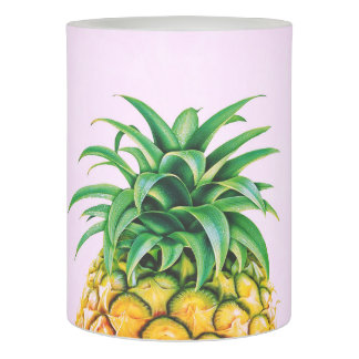 Minimalist Pineapple Flameless Candle