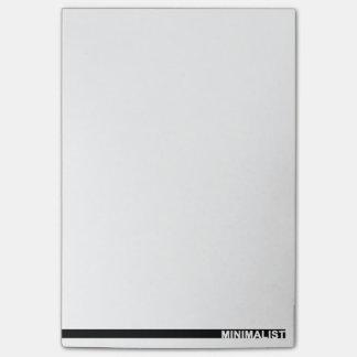 Minimalist Post-it® Notes